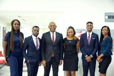 Elumelu Tasks Corporate Leaders On Mentoring Young Professionals