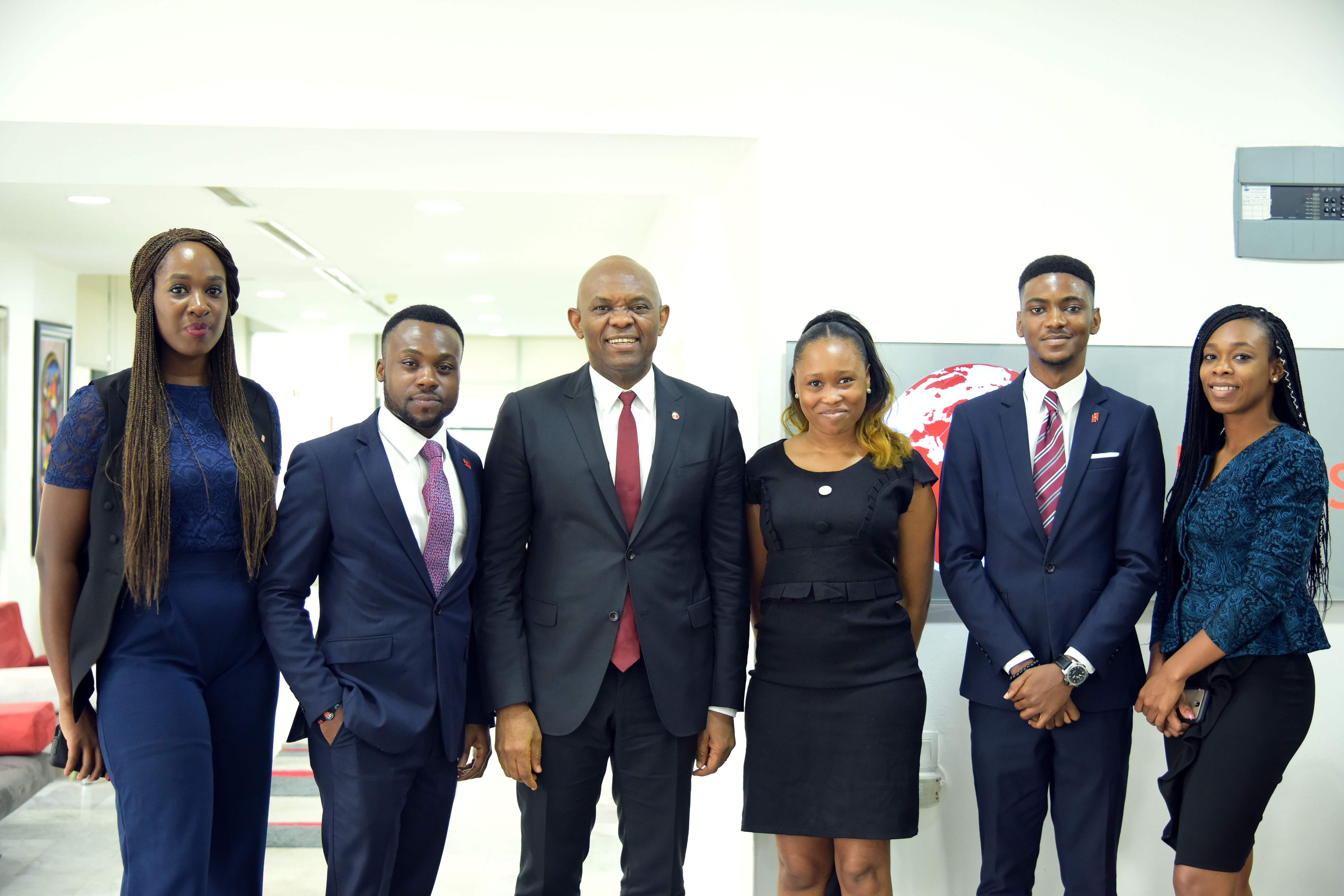 Elumelu Tasks Corporate Leaders On Mentoring Young Professionals