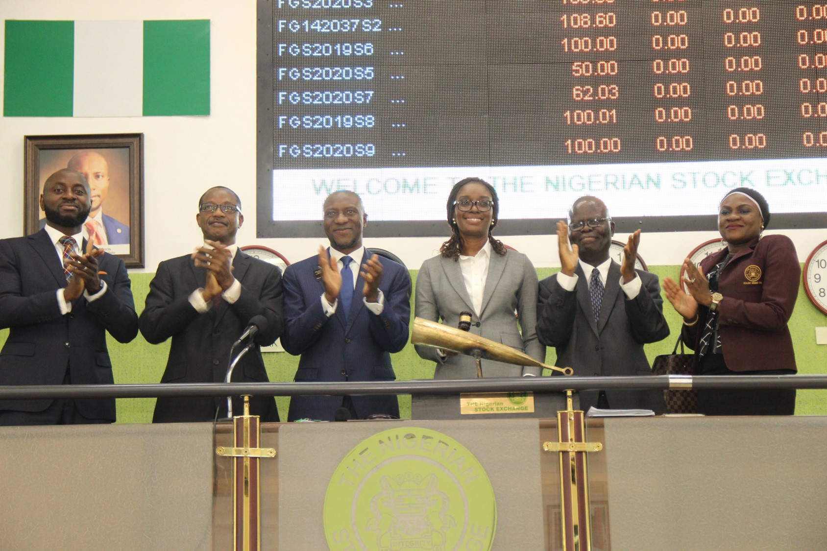 Photo of Photo: ValuAlliance Asset CEO Sounds Closing Gong At NGSE Facts Behind Figure
