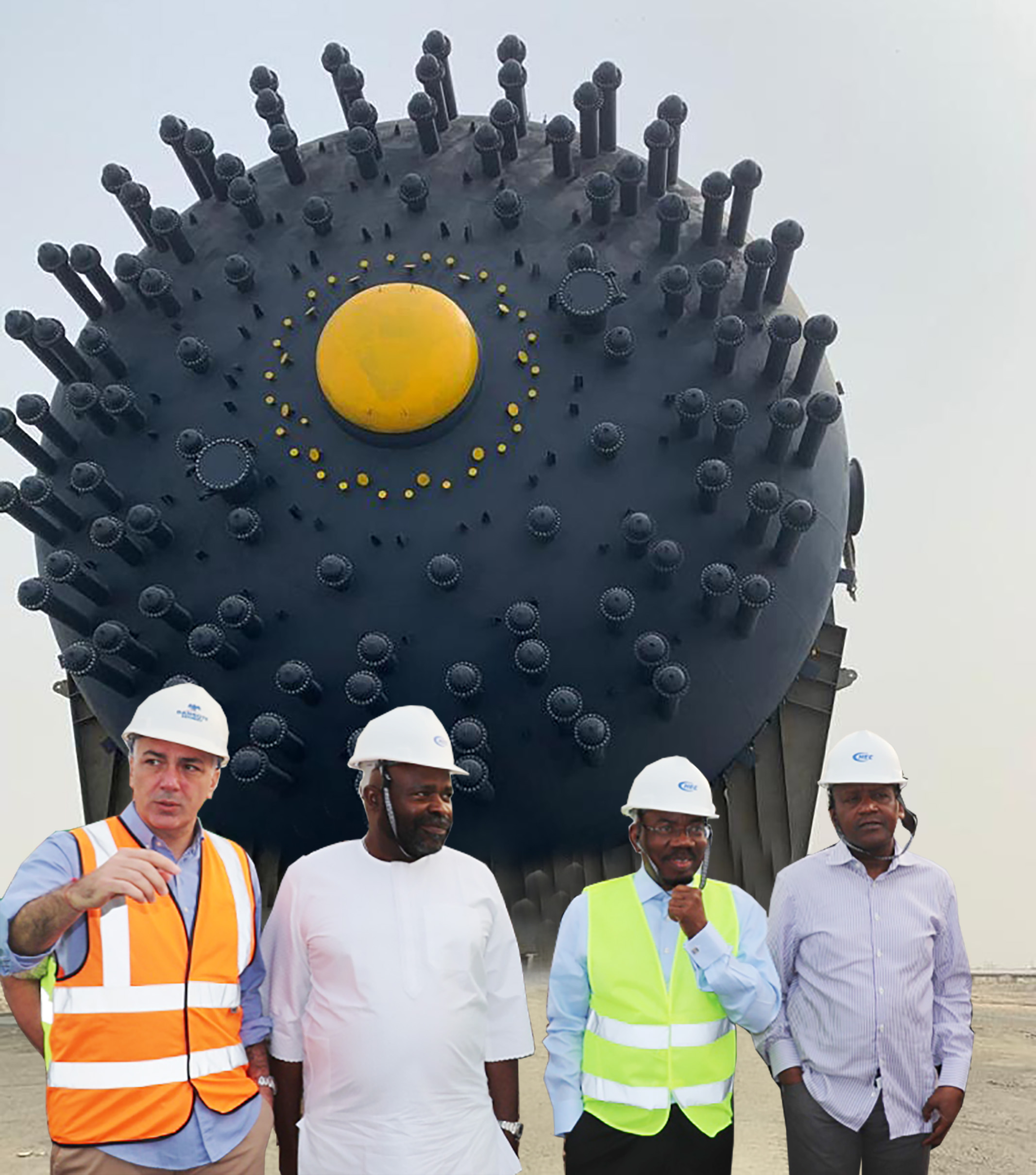Dangote Installs Major Equipment For 650,000bpd Petroleum Refinery