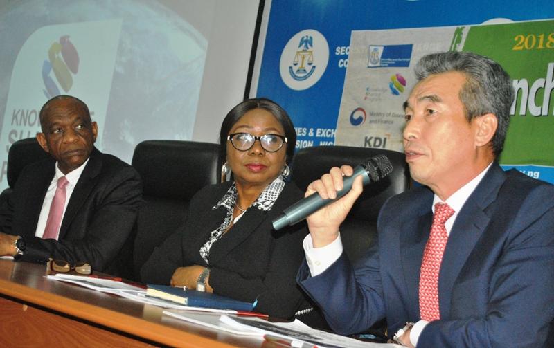 Korea To Partner Nigeria On Capacity Devt, Economy