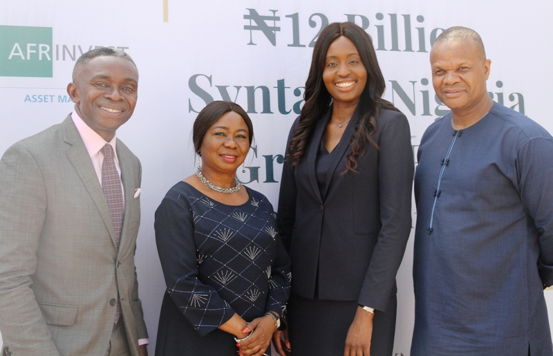 Photo News: SEC Boss At Official Launch Of Syntaxis Growth Fund