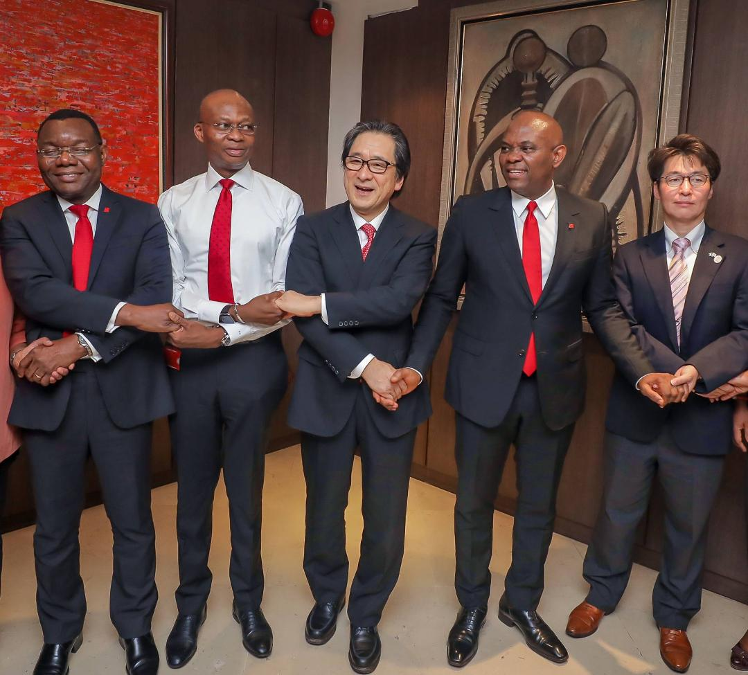 UBA, Japan Trade Office Partner To Promote Africa's MSME Sector