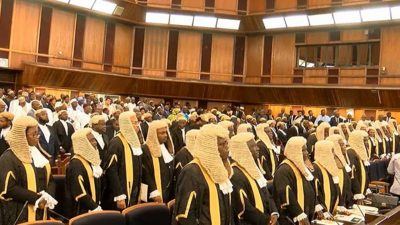 CBN Partners NJI, Holds Workshop For Judges On Collateral Registry