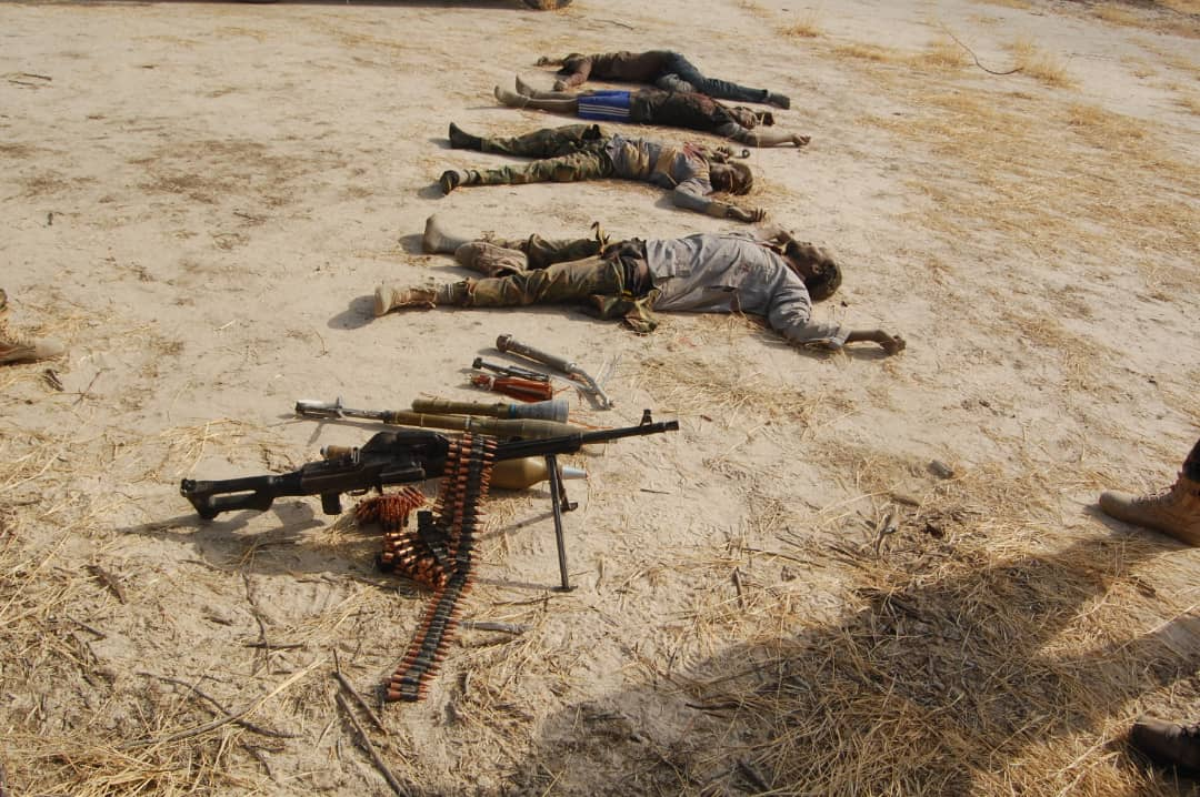 3 Soldiers Wounded, As N'Army Overpower B'Haram, Recover Weapons
