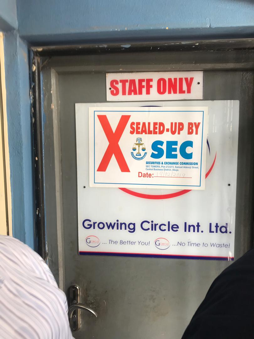 Photo of SEC Seals Kano-based Firm For Illegal Fund Management Activities