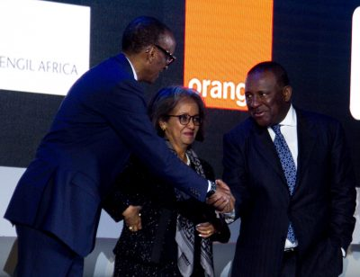Photo News: BUA CEO Joins Talks On Africa's Economic Integration In Kigali