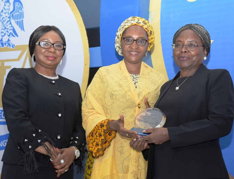 Picture News: Faces At SEC Maiden Awards Night In Lagos