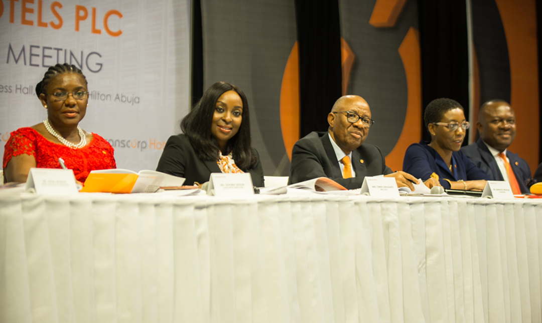 Photo of Transcorp Hotels Shareholders Approve N1.14bn Total Dividend