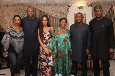Photo News: NGSE National Council Members Pay Condolence Visit To Herbert Orji Family