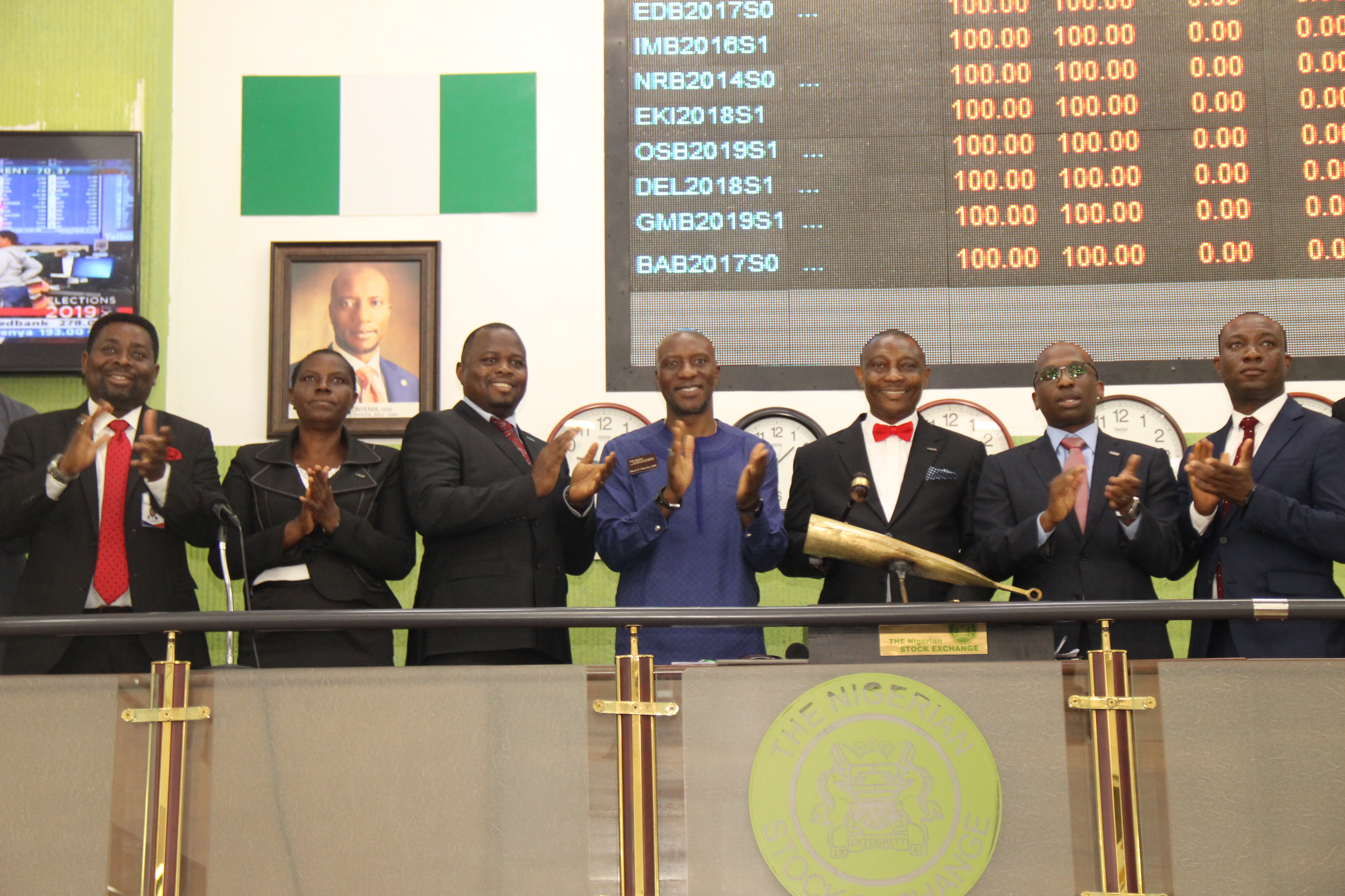 Photo of Photo News: AIICO Insurance Sounds Closing Gong On NGSE