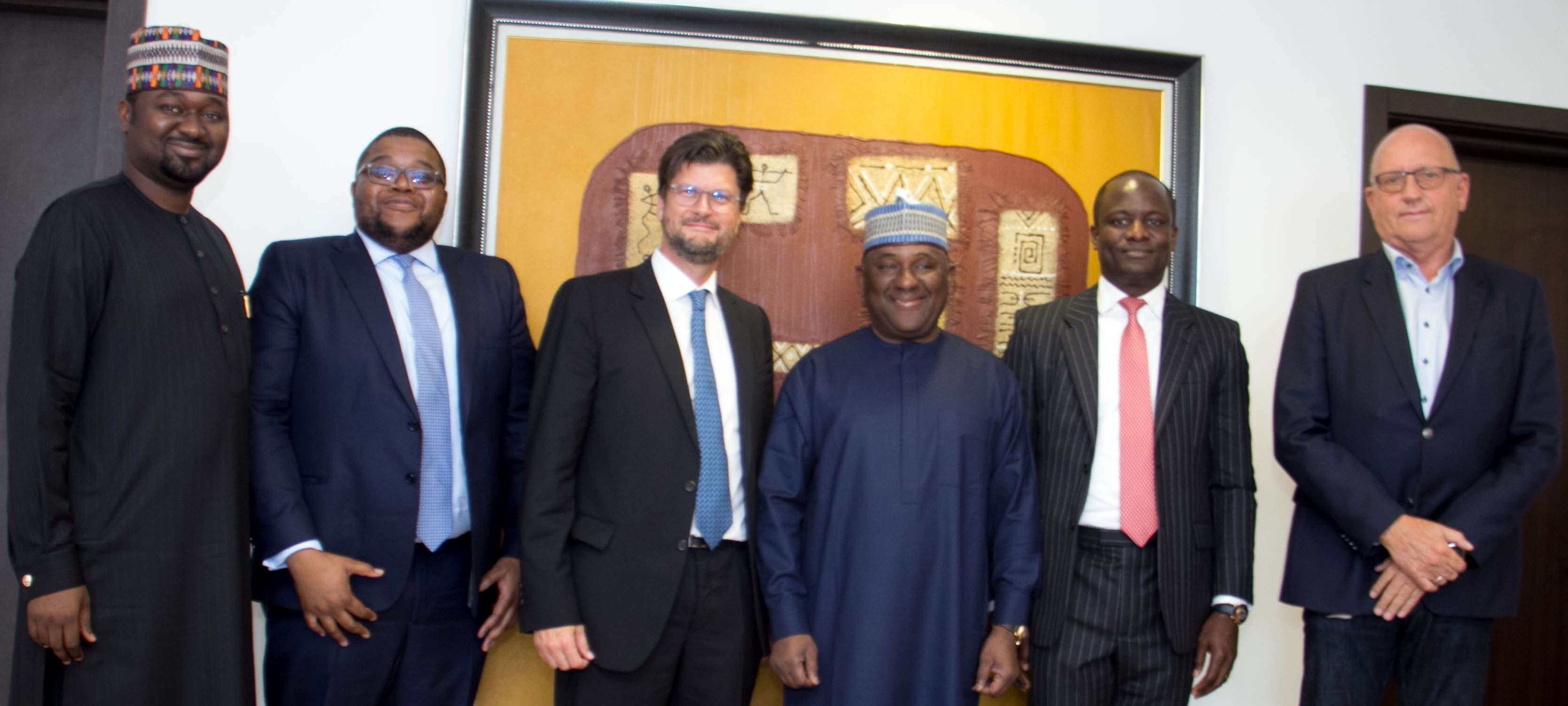 Photo News: Renaissance Capital Executives Visit BUA Group Headquarters