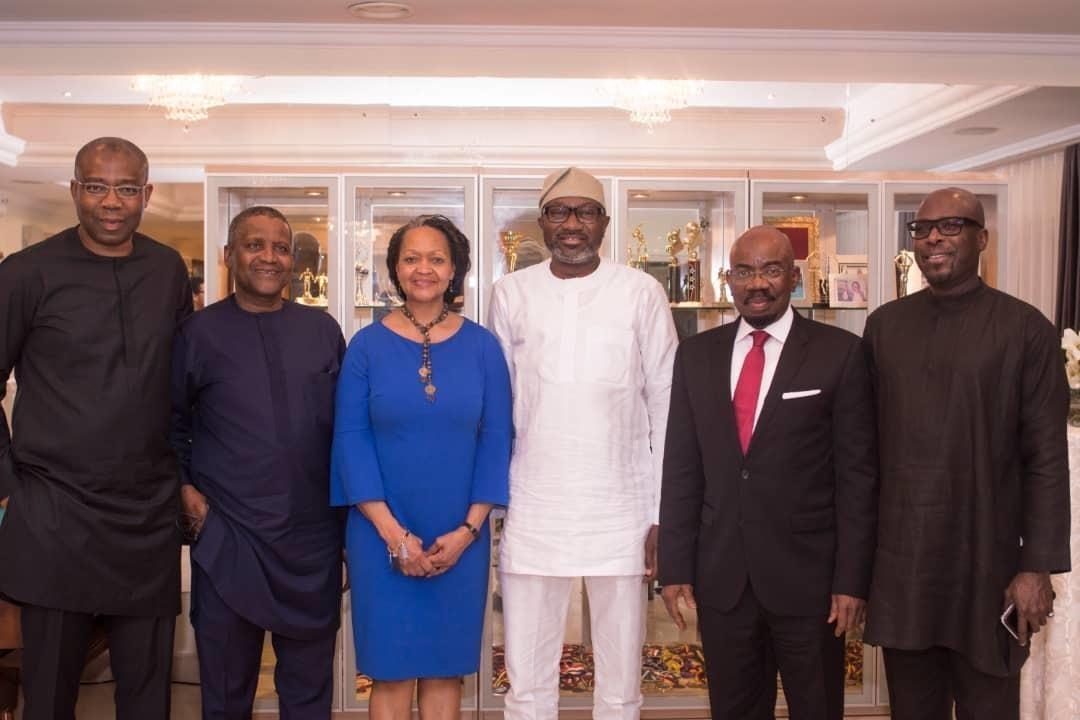 Photo of Dangote, Ovia, Otedola Join 1000 Global Business Leaders, As U.S-Africa Summit Holds June