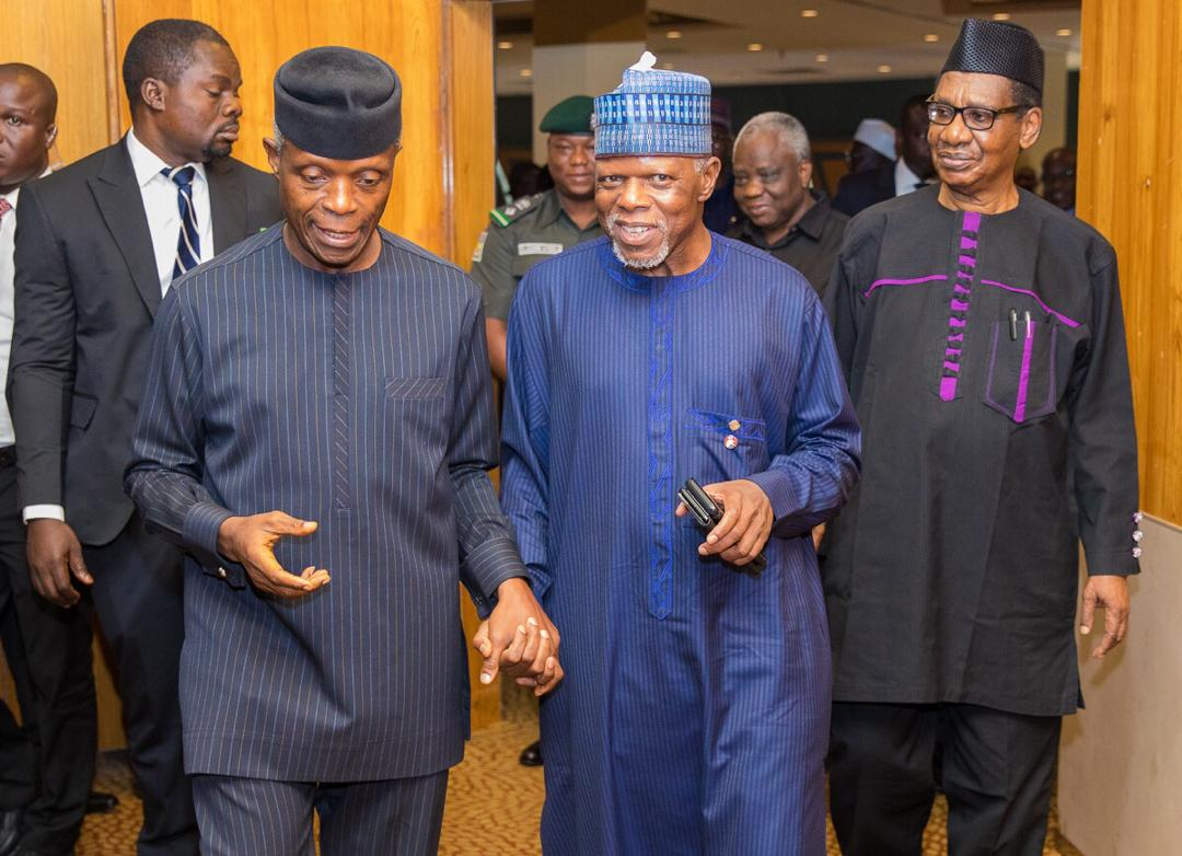 Reducing Corruption Can Grow Nigeria's GDP By $534bn In 2030, Says Osinbajo