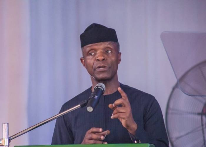 Buhari's Ministers To Report On Performance By December, Says Osinbajo