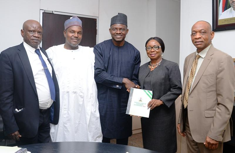 Photo of Photo News: SEC, FRC Chiefs Meet In Abuja Over Nigerian Corporate Governance Code