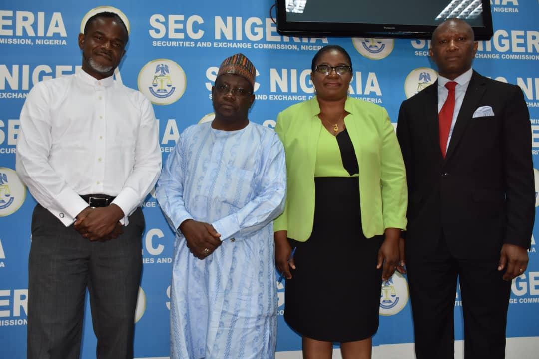 Photo of We Won't Tolerate Illicit Funds in Nigeria's Capital Market- SEC