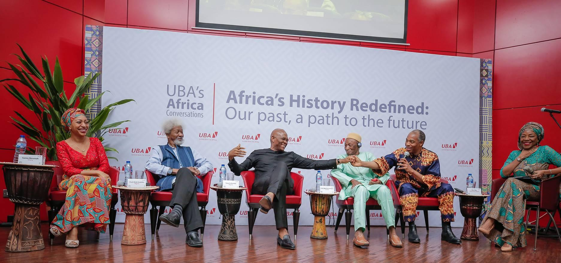 Leaders Stress Importance Of History to Africa's Devt At UBA Conversations