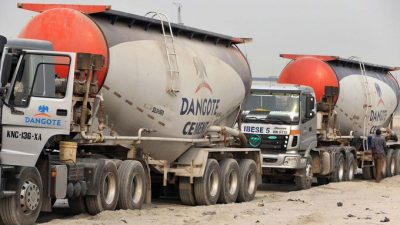Dangote Cement Q3: Positive Investor Sentiments Sustain Share Price