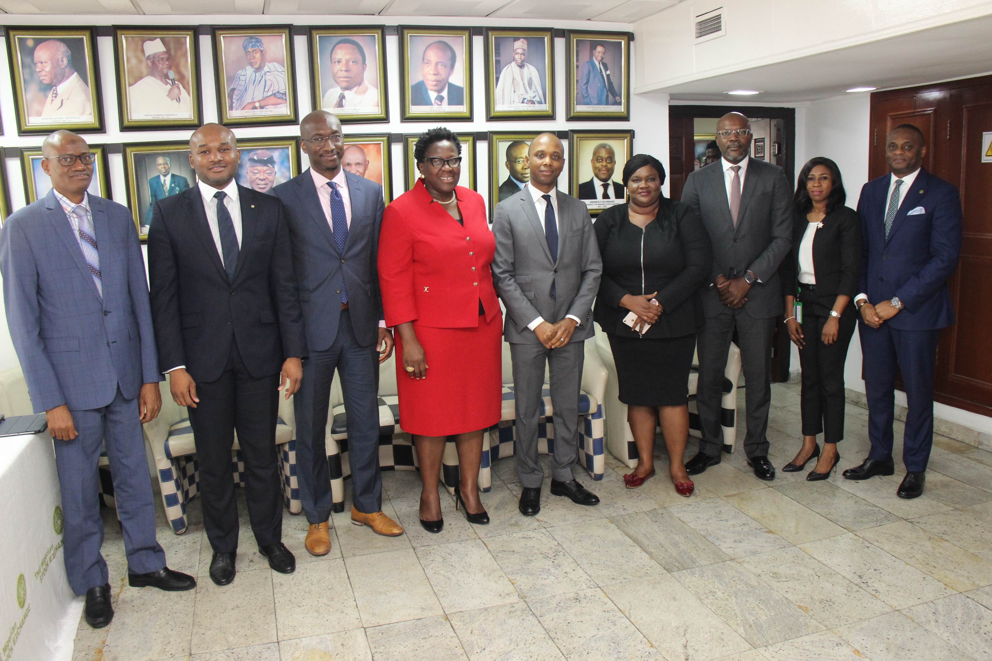 Photo News: NGSE Holds 2nd Bi-annual Forum With PenOp