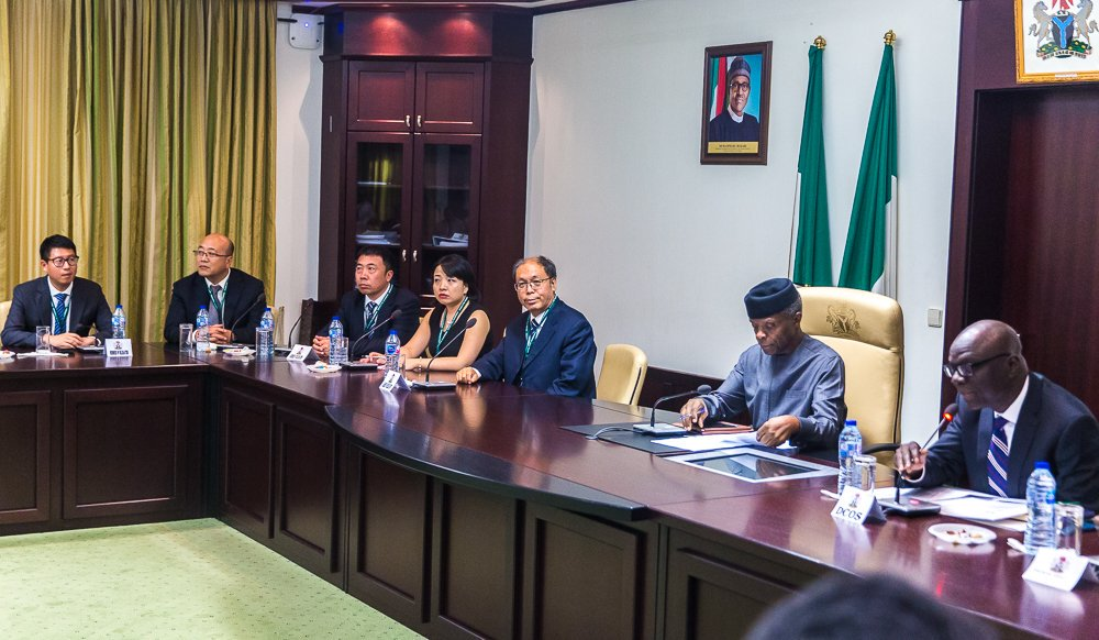 Photo of Chinese Investors Plan $25bn In Nigeria's Agro-allied Sector