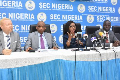 SEC Holds Seminar On Leveraging 2020 Budget, Finance Act For Capital Market Growth