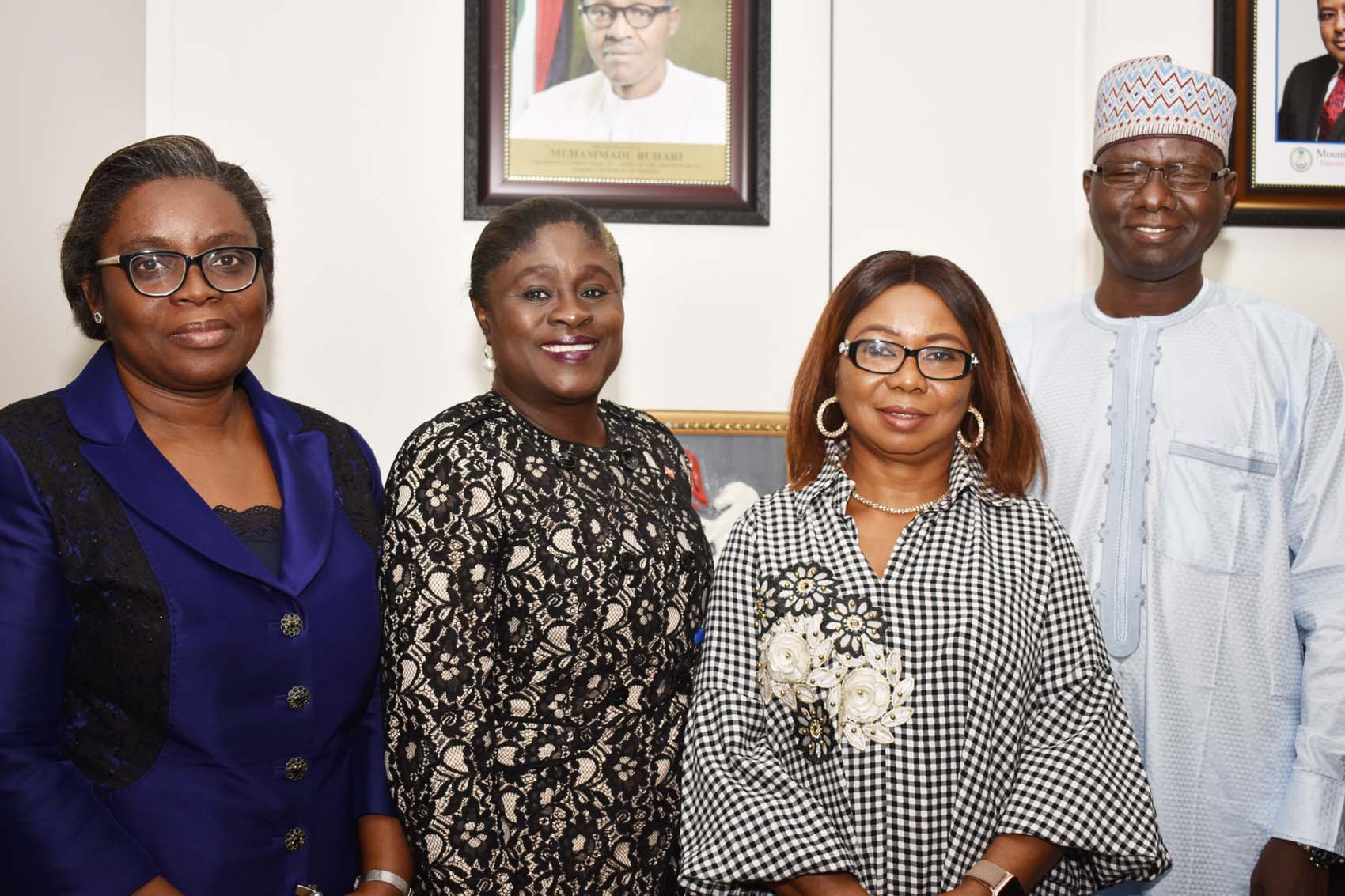 SEC Boss Meets Trustees, Restates Commitment To Investor Protection