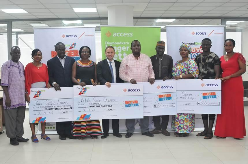 Trader, 1,015 Others, Win Big in Access Bank DiamondXtra Season 11