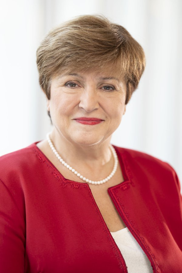 Photo of Georgieva, Replaces Lagarde As IMF Boss, Pledges To Help Nations Minimize Risk Of Crisis