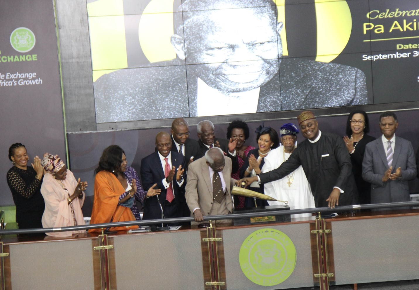 Photo of Accolades Galore, As NGSE Celebrates Centenary Of Akintola Williams
