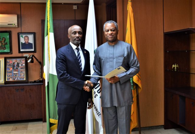 Mohamed Yahya Resumes As Head Of UNDP Nigeria