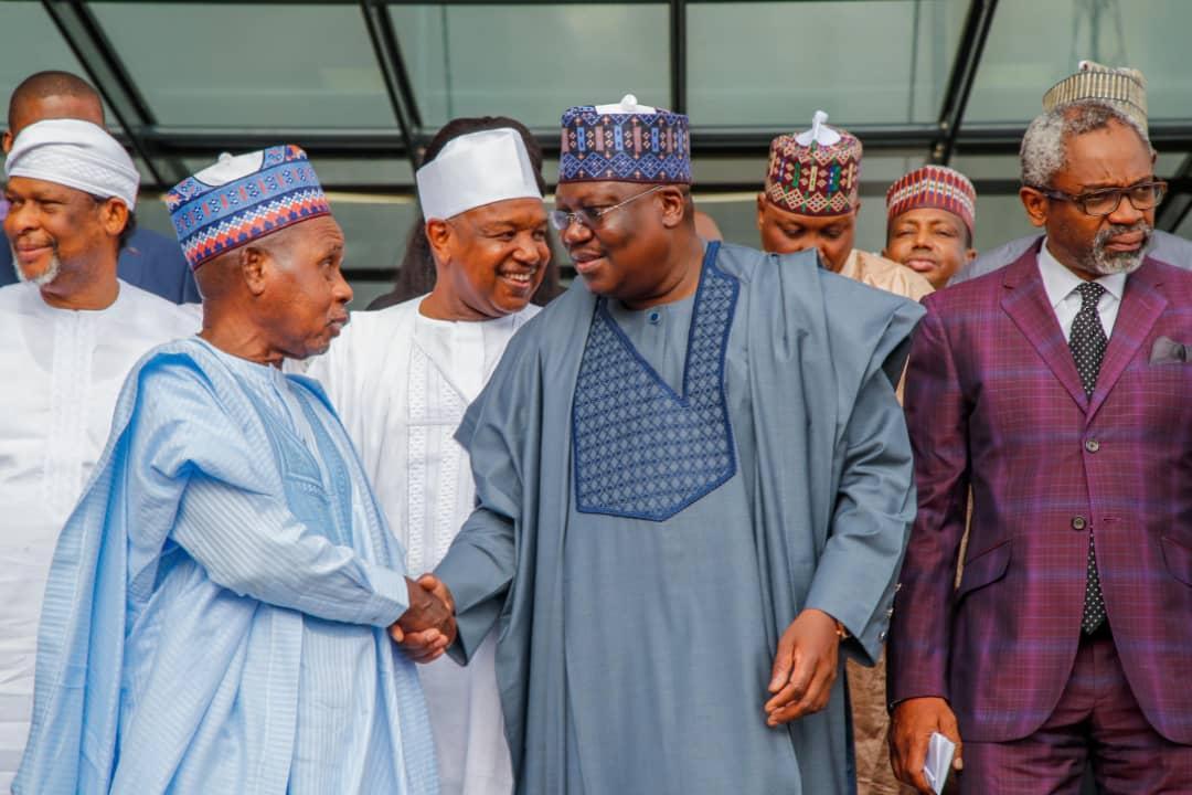 Photo of NASS Leadership Meets Govs, Seeks Partnership In Governance