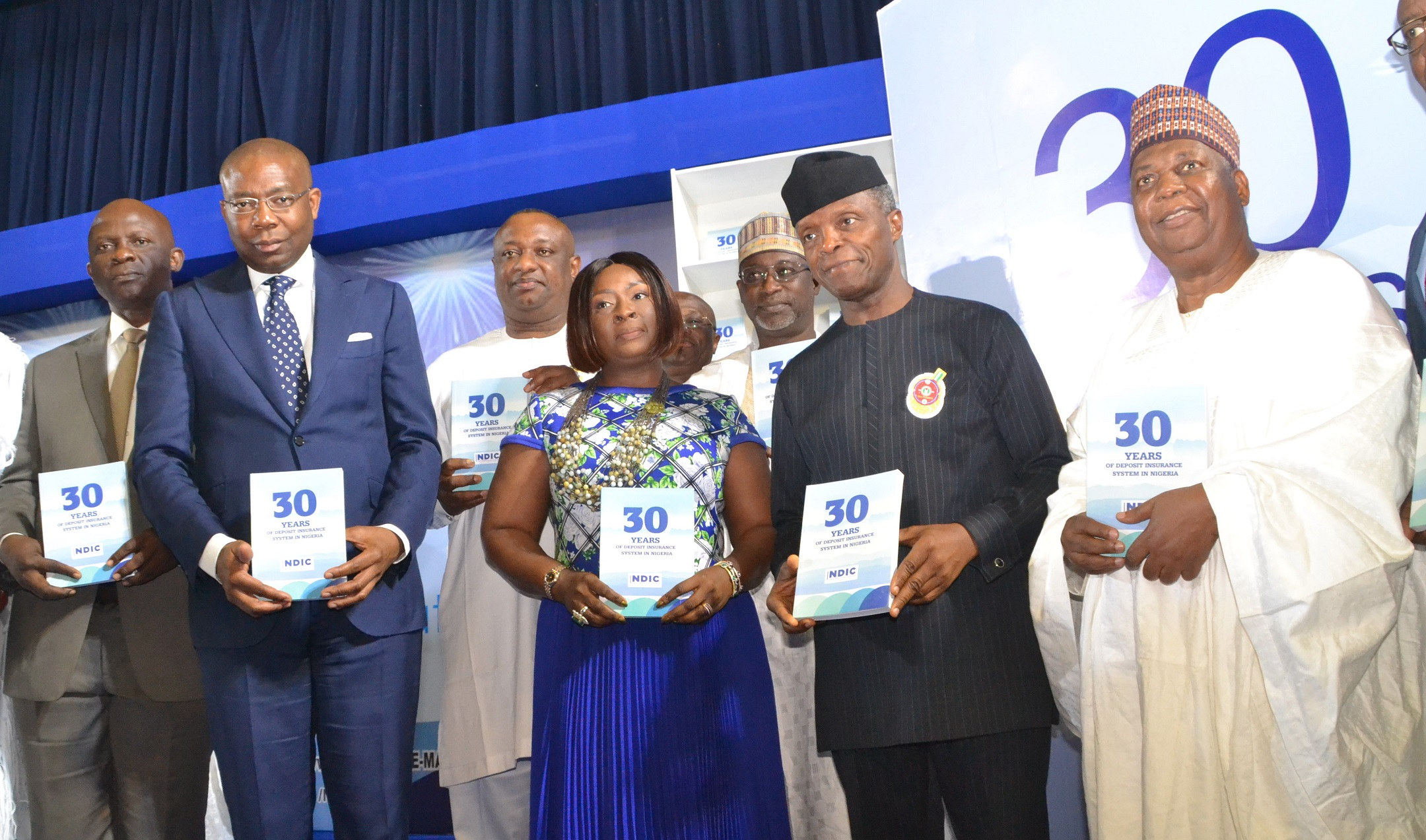 Photo of Move Along With Changing Global Financial Landscape, Osinbajo Tasks NDIC, Others