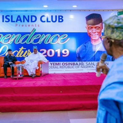Osinbajo Advocates Autonomy For Nigerian States, Community Policing