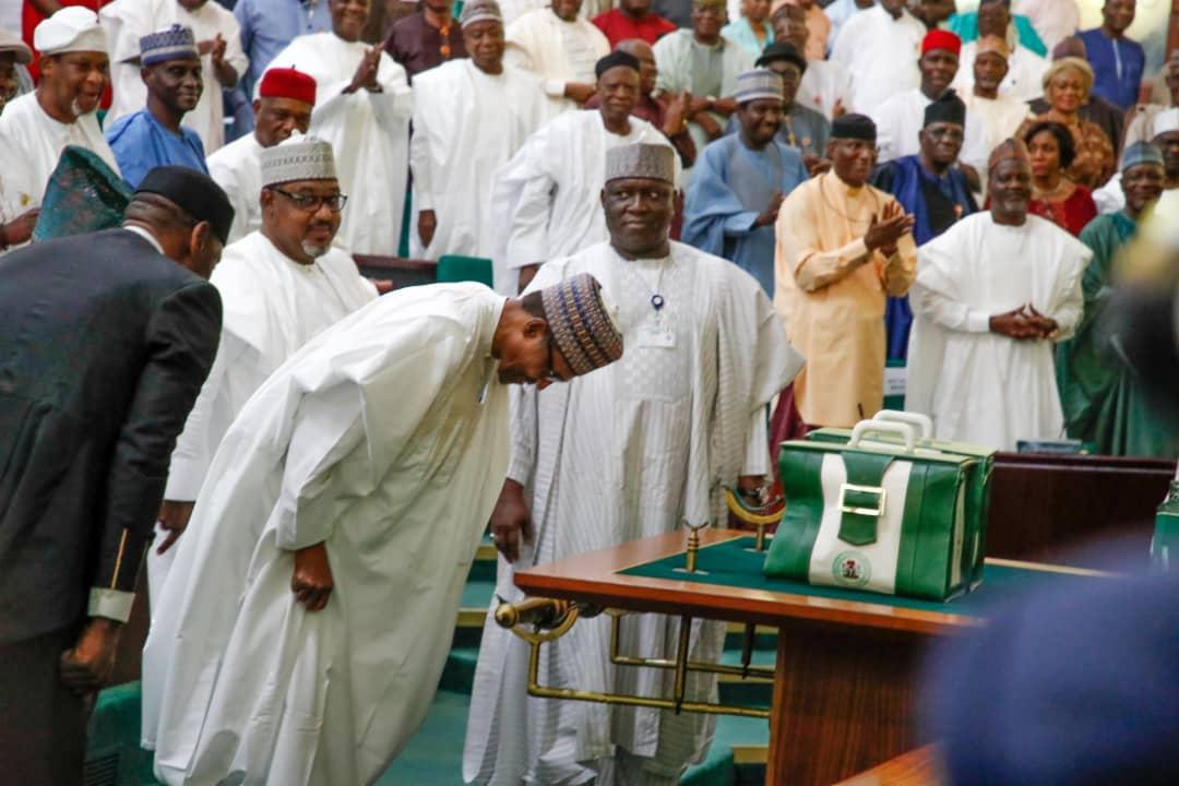 Photo of Present 2021 Budget Proposal Sept. End, Lawan Urges Buhari