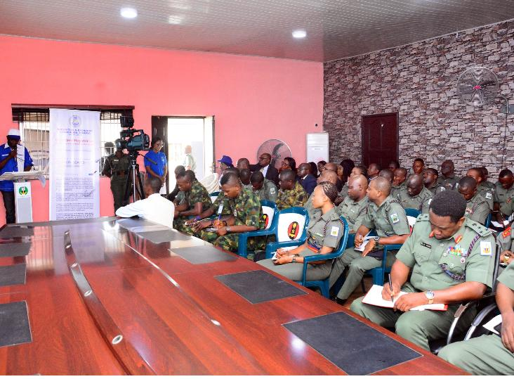 Photo of Invest In Capital Market, Secure Your Future, SEC DG Urges Army Personnel
