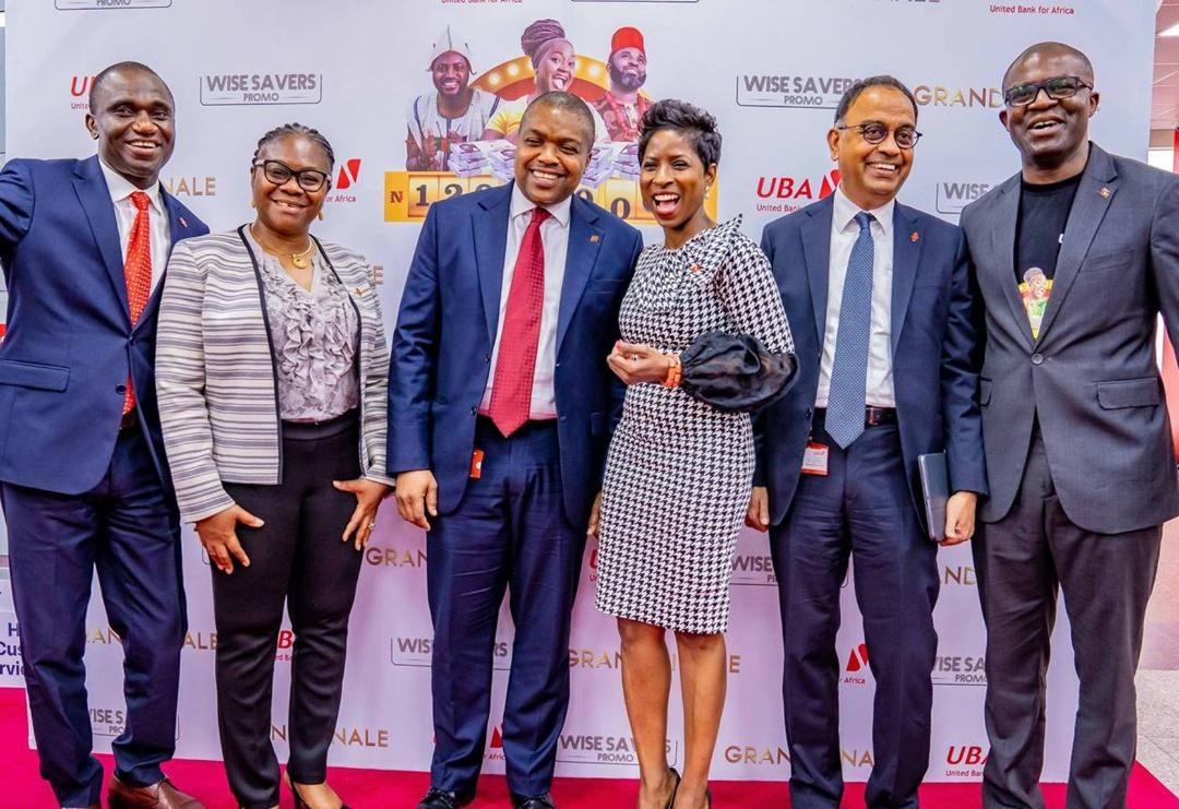 UBA Plc Rewards 20 Customers With N30m In Wise Savers Final Draw