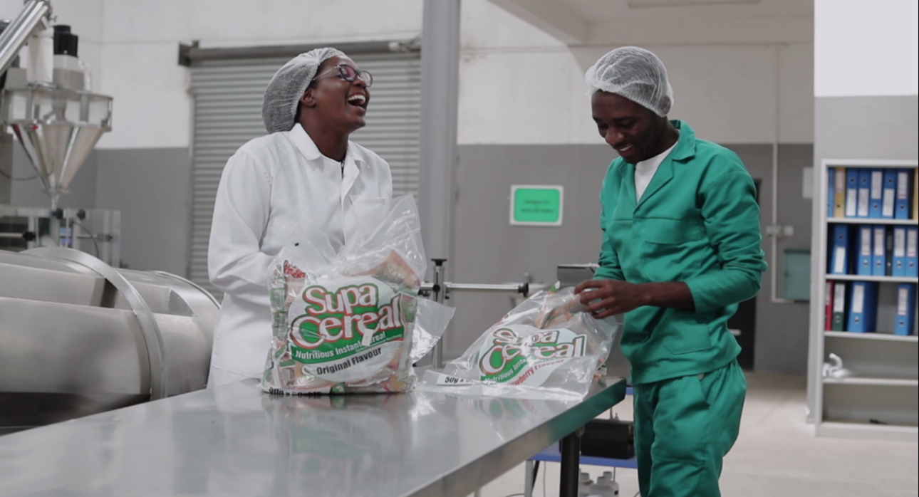 Getting Women In Driver's Seat Of Africa's Agribusiness Revolution