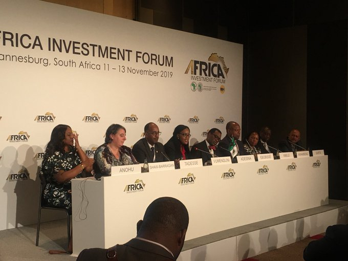 Photo of Investors Secures $40.1bn Interest At 2019 Africa Investment Forum