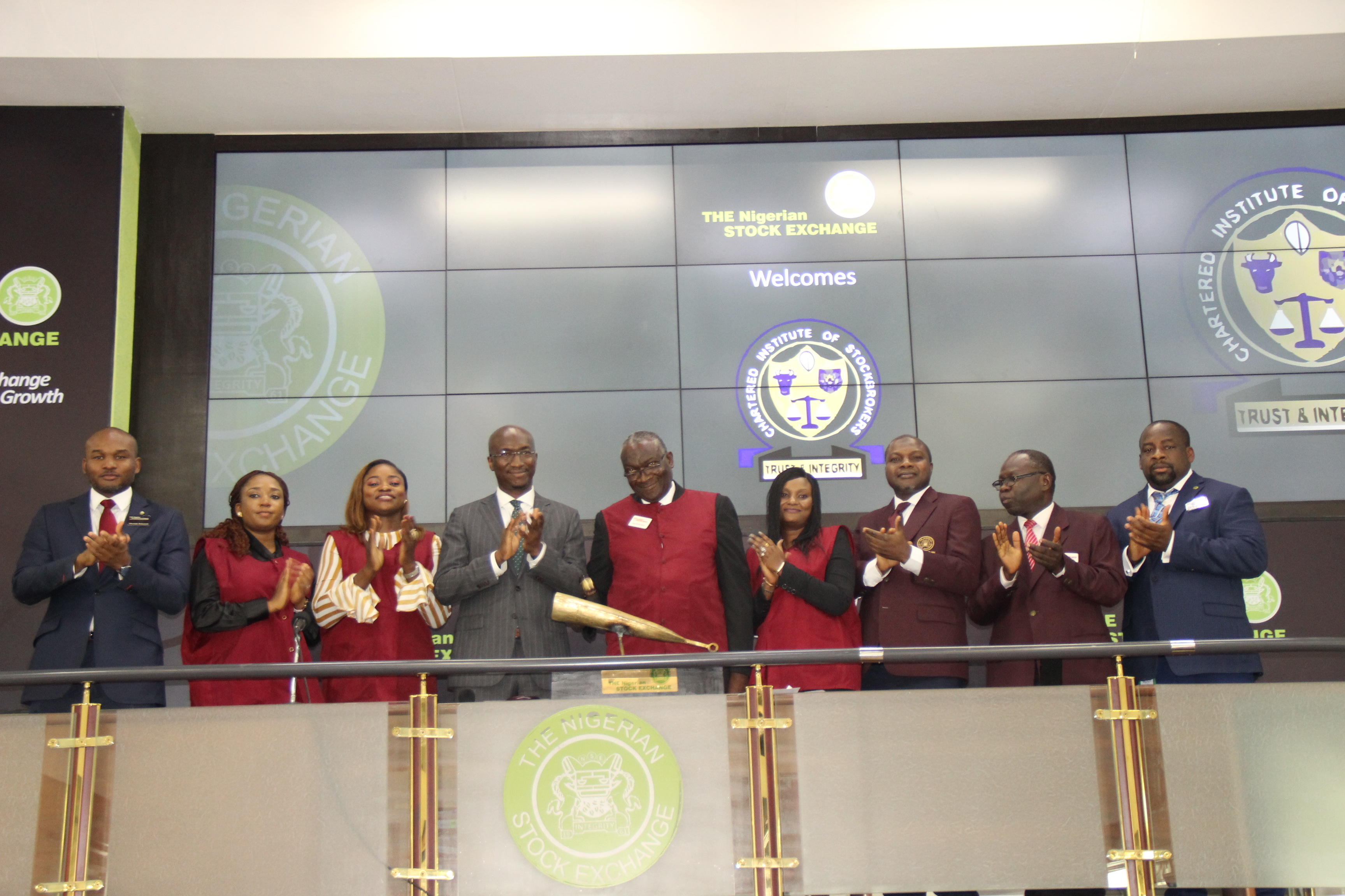 Photo News: Stockbrokers Mark 2019 Annual Conference, Sounds Closing Gong