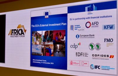 EIB Pledges $1.1bn Boost For Africa's Female Entrepreneurs