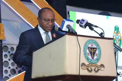CBN To Prioritize Economic Growth, Price Stability, Low Inflation In 2020- Emefiele