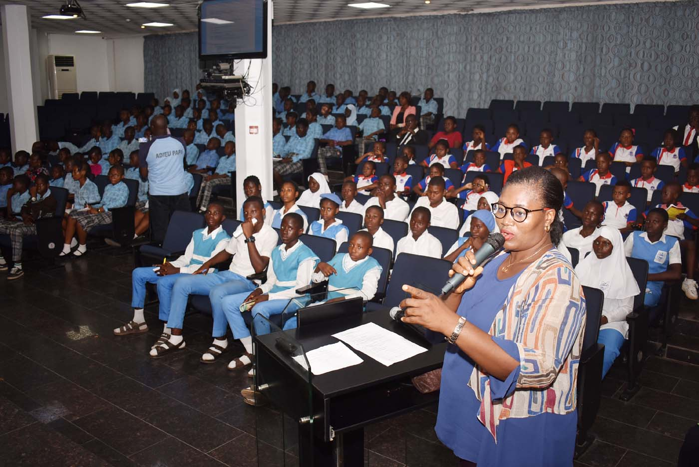 Photo of Photo News: SEC Hosts Post-Primary School Pupils In Abuja