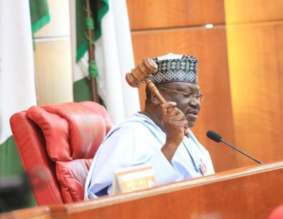 N'Assembly To Passage 2020 Budget Before Christmas Break, Lawan Assures