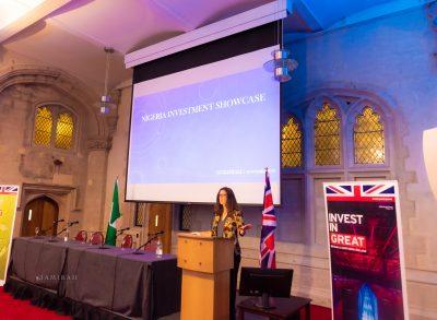 UKDIT Showcases Major Investors In London To 100 Nigerian Businesses