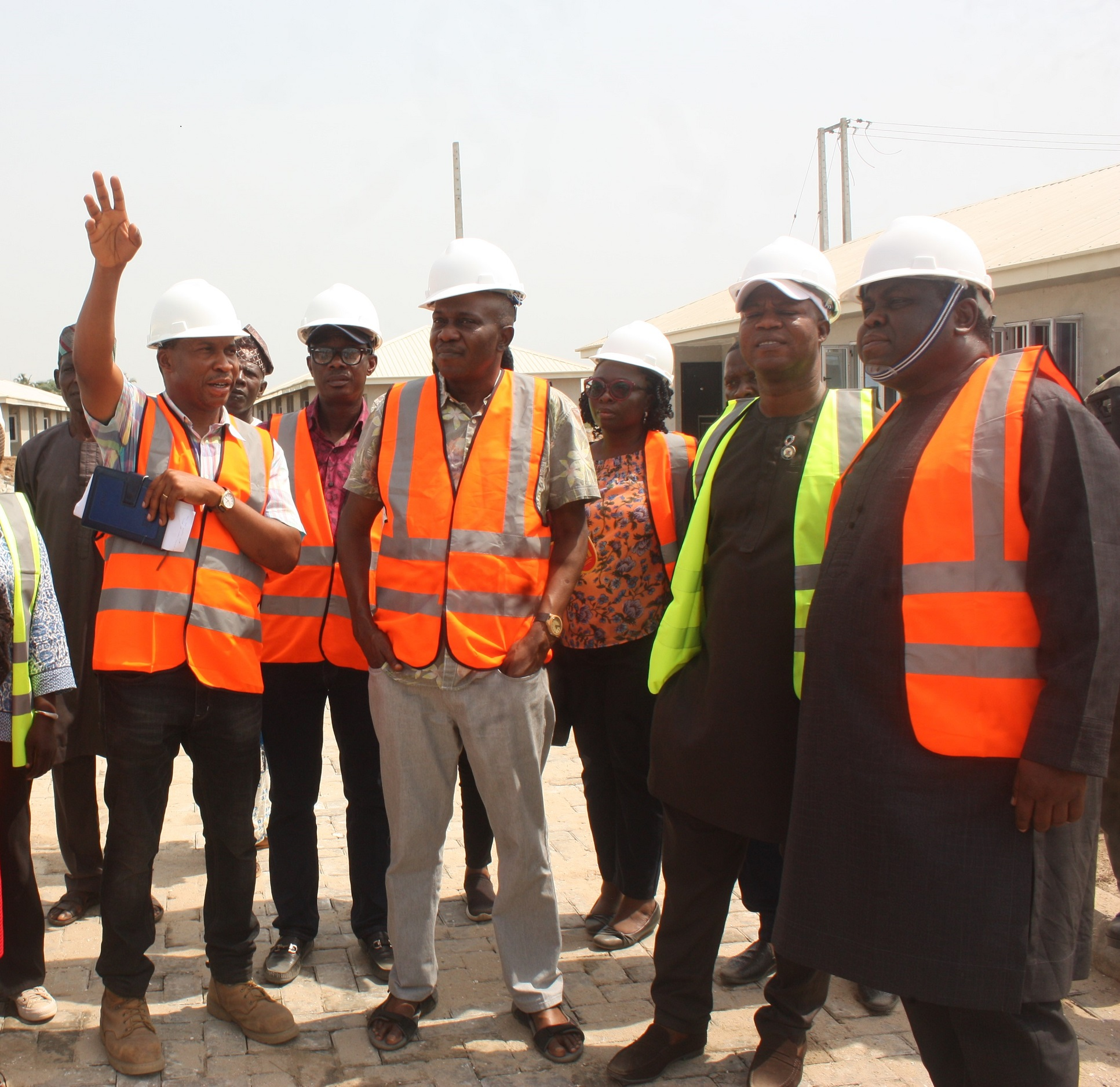 Photo of Housing Deficit: LASG, Echostone Set To Commission 252 Homes In First JV