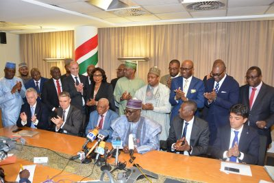 Nigeria To Earn $20bn, As NNPC, Partners Take Final Investment Decision On NLNG Train 7
