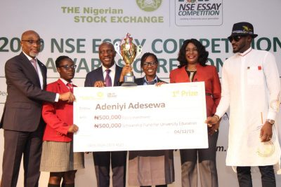 NSE Highlights Importance Of Capital Market In Achieving SDGs