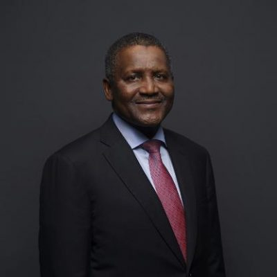 At $14.8bn Worth, Dangote Is Only African On World's Top 100 Richest