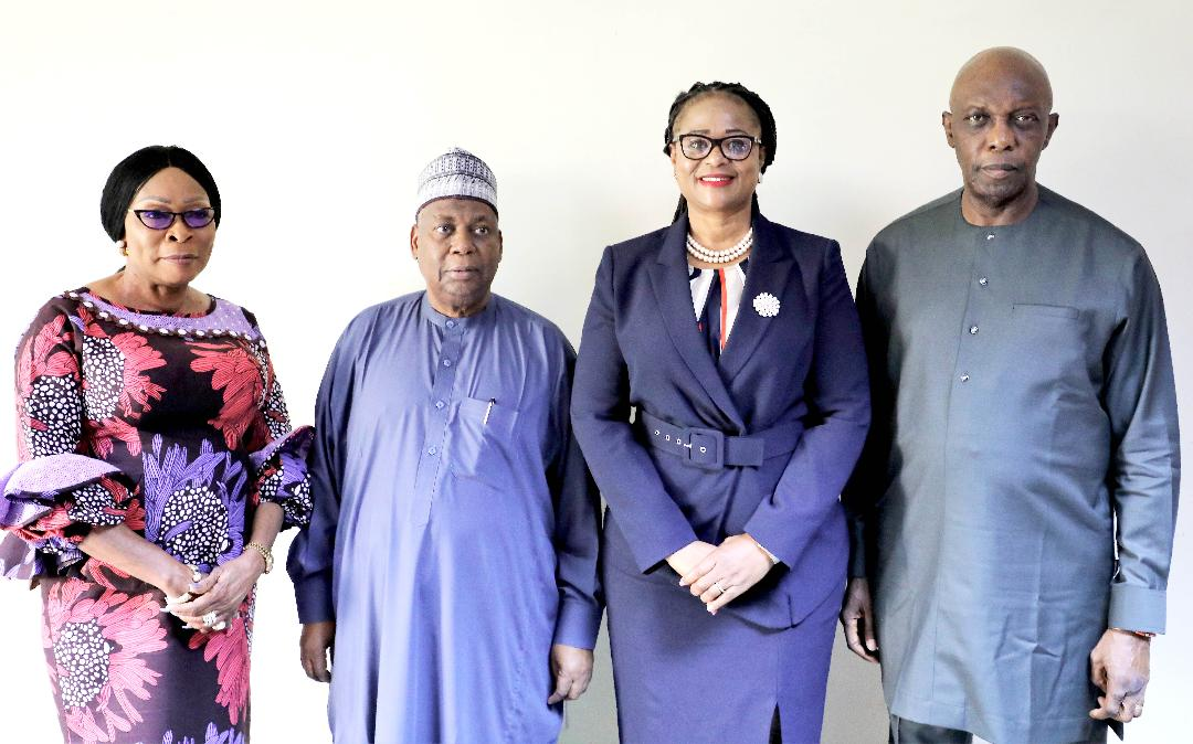 Photo of Photo News: FITC CEO Pays Courtesy Visit To @NDICNigeria Management